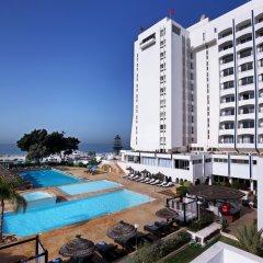 Anezi Tower Hotel in Agadir, Morocco from 111$, photos, reviews - zenhotels.com balcony