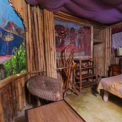 Отель Great Huts Ямайка, Порт Антонио - отзывы, цены и фото номеров - забронировать отель Great Huts онлайн развлечения