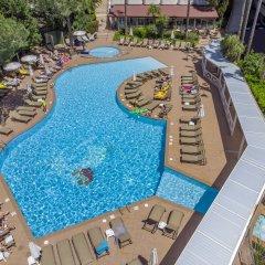 Отель Golden Port Salou & Spa бассейн