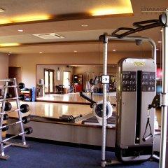 Отель Diamond Bay Resort & Spa фитнесс-зал