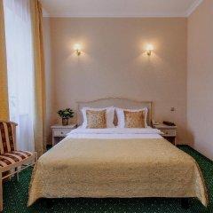 Бизнес-отель Купеческий 4* Стандартный номер двуспальная кровать фото 5