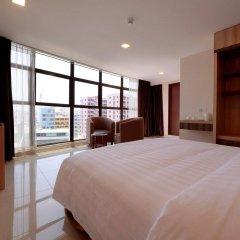 Champa Central Hotel комната для гостей фото 3