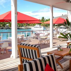 Отель Musket Cove Island Resort & Marina питание фото 2