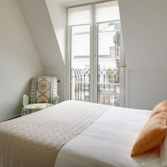 Апартаменты Zubieta Playa 3 Apartment by FeelFree Rentals комната для гостей