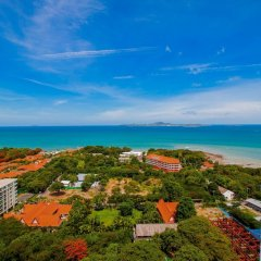 Отель The View Cosy Beach by Pattaya Sunny Rentals пляж фото 2