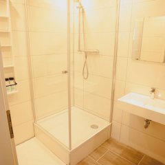 Отель HUXX City Германия, Нюрнберг - отзывы, цены и фото номеров - забронировать отель HUXX City онлайн ванная