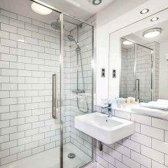 Отель GoGlasgow Urban Hotel by Compass Hospitality Великобритания, Глазго - отзывы, цены и фото номеров - забронировать отель GoGlasgow Urban Hotel by Compass Hospitality онлайн ванная