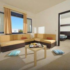 Meropi Hotel & Apartments комната для гостей фото 9