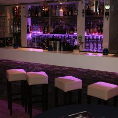 Budget Hotel Barbacan гостиничный бар