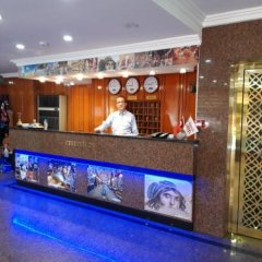 Yilmazel Hotel Турция, Газиантеп - отзывы, цены и фото номеров - забронировать отель Yilmazel Hotel онлайн интерьер отеля фото 3