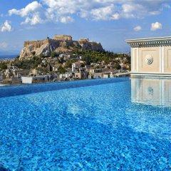 King George, A Luxury Collection Hotel Афины бассейн фото 3