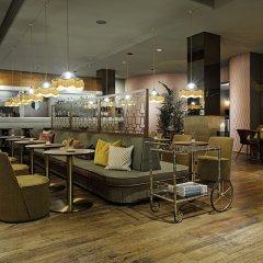 Отель 25 Hours Гамбург гостиничный бар