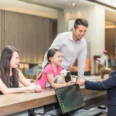 Отель Novotel Shanghai Clover интерьер отеля фото 3