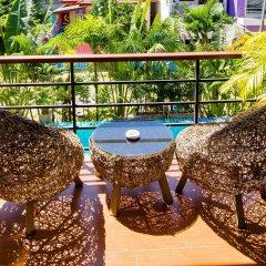 Отель Miracle House балкон
