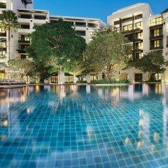 Отель Siam Kempinski Hotel Bangkok Таиланд, Бангкок - 1 отзыв об отеле, цены и фото номеров - забронировать отель Siam Kempinski Hotel Bangkok онлайн спортивное сооружение
