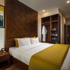Отель Hanoian Lakeside Hotel Вьетнам, Ханой - отзывы, цены и фото номеров - забронировать отель Hanoian Lakeside Hotel онлайн комната для гостей фото 3