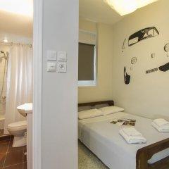 Отель Myrto Hotel Athens Греция, Афины - отзывы, цены и фото номеров - забронировать отель Myrto Hotel Athens онлайн ванная фото 2