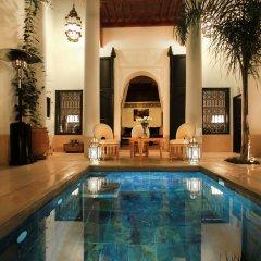 Отель Dar Assiya Марокко, Марракеш - отзывы, цены и фото номеров - забронировать отель Dar Assiya онлайн бассейн фото 2