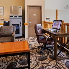 Отель BEST WESTERN PLUS Valemount Inn & Suites интерьер отеля