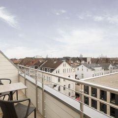 Отель Crowne Plaza Hannover балкон