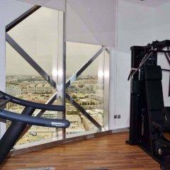 Отель City Seasons Towers Дубай фитнесс-зал фото 4