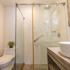 Отель Apartamento Turístico Edificio Calima Колумбия, Сан-Андрес - отзывы, цены и фото номеров - забронировать отель Apartamento Turístico Edificio Calima онлайн ванная фото 2