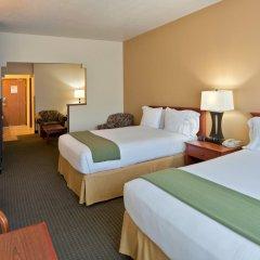 Отель Holiday Inn Express & Suites Ashland комната для гостей