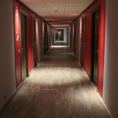 Отель Aparthotel Recoletos Мадрид интерьер отеля