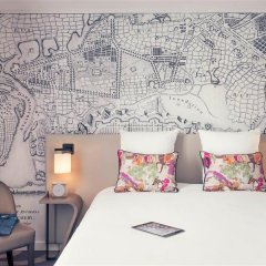 Отель Mercure Tour Eiffel Grenelle 4* Стандартный номер с различными типами кроватей фото 3