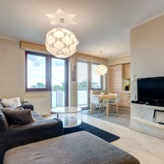 Апартаменты Dom & House - Apartments Aquarius комната для гостей фото 4