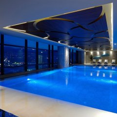 Hilton Bursa Convention Center & Spa Турция, Бурса - отзывы, цены и фото номеров - забронировать отель Hilton Bursa Convention Center & Spa онлайн бассейн фото 2