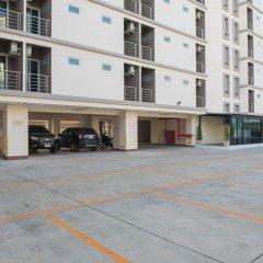 U Sabai Hotel Бангкок парковка