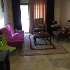 Отель Suzan Studios & Apartments Иордания, Амман - отзывы, цены и фото номеров - забронировать отель Suzan Studios & Apartments онлайн комната для гостей фото 2