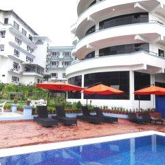 Отель View Bhrikuti Непал, Лалитпур - отзывы, цены и фото номеров - забронировать отель View Bhrikuti онлайн бассейн фото 3
