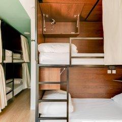 Отель Selina Porto Порту сейф в номере