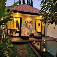 Отель White Rose Kuta Resort, Villas & Spa спа фото 2