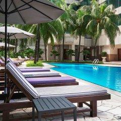 Отель Pullman Kuala Lumpur City Centre Hotel & Residences Малайзия, Куала-Лумпур - отзывы, цены и фото номеров - забронировать отель Pullman Kuala Lumpur City Centre Hotel & Residences онлайн с домашними животными