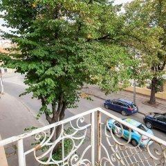 Хостел 25 Hours Вильнюс балкон
