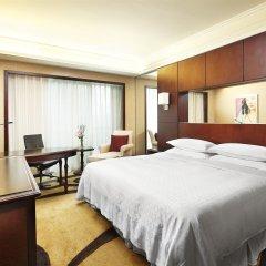 Отель Sheraton Shenzhen Futian Hotel Китай, Шэньчжэнь - отзывы, цены и фото номеров - забронировать отель Sheraton Shenzhen Futian Hotel онлайн комната для гостей фото 2