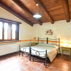 Отель Valle Tezze Каша комната для гостей фото 4