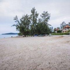 Отель Movenpick Resort Bangtao Beach Phuket пляж