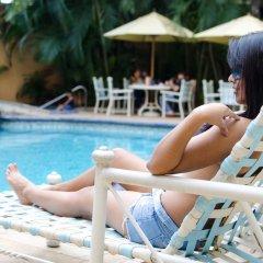 Gran Hotel Sula бассейн фото 3