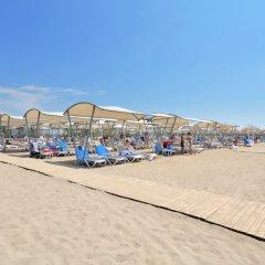 Sueno Hotels Golf Belek Турция, Белек - отзывы, цены и фото номеров - забронировать отель Sueno Hotels Golf Belek - All Inclusive онлайн пляж