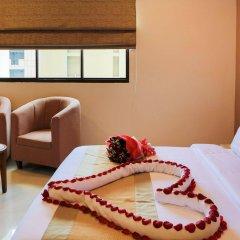 Champa Central Hotel спа