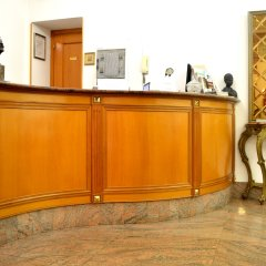 Hotel Malaga интерьер отеля