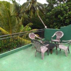 Отель Iruwi Шри-Ланка, Берувела - отзывы, цены и фото номеров - забронировать отель Iruwi онлайн балкон