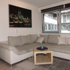 Апартаменты Star Apartments Cologne - Richard Wagner Strasse Кёльн комната для гостей фото 5