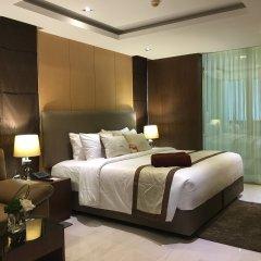 Отель Syama Sukhumvit 20 Бангкок комната для гостей фото 2