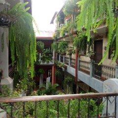 Отель Camino Maya Копан-Руинас балкон