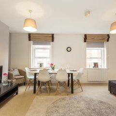 Отель Urban Chic - Bond Street Великобритания, Лондон - отзывы, цены и фото номеров - забронировать отель Urban Chic - Bond Street онлайн комната для гостей фото 4